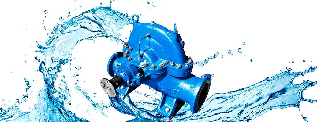 Запчасти для водяных центробежных насосов Саров